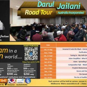 Seminar – Practicing Islam in a Modern World.
